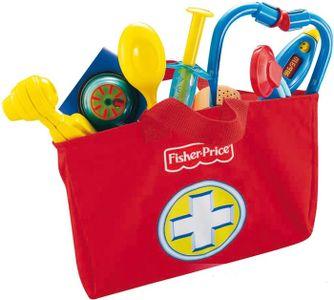 Bộ đồ chơi bác sỹ Fisher Price L6556