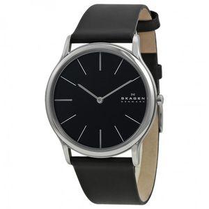 Đồng hồ Skagen 858XLSLB dây da cho nam