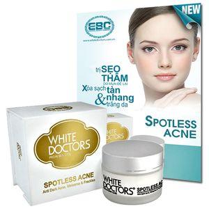 Kem trị thâm mụn White Doctors Spotless Acne