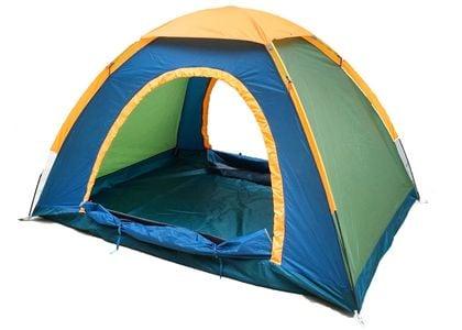 Lều cắm trại 2 người Tetragon 2P cao cấp nhiều màu