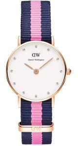 Đồng hồ Daniel Wellington Women's 0906DW nhỏ xinh, năng động