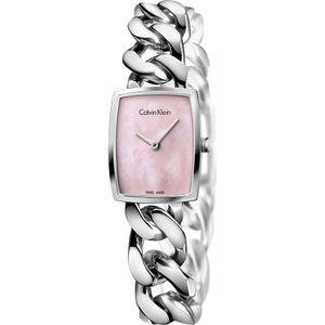 Đồng hồ CK mặt chữ nhật K5D2M12E cho nữ