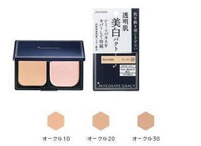 Phấn phủ Shiseido Intergrate Gracy SPF26 Nhật Bản