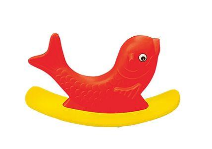 Bập bênh cho bé hình cá heo