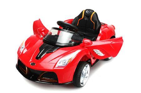 Ô tô điện cho bé 1 chỗ ngồi JE198 (2 động cơ)