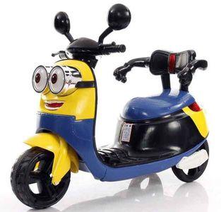 Xe máy điện cho bé Minion HLM9988