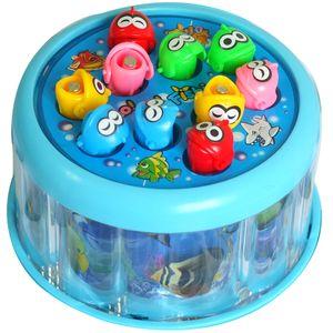 Bộ đồ chơi câu cá 2 tầng 356 dành cho bé yêu