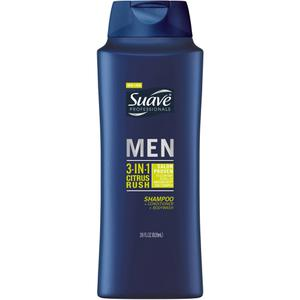 Dầu gội nam Suave Professionals Men 828ml