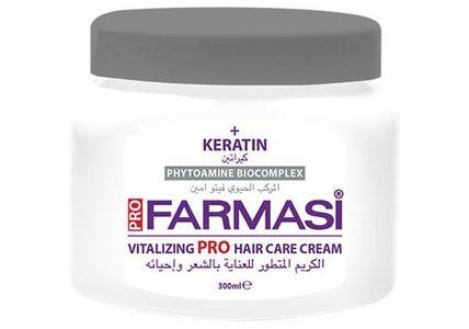 Kem ủ tóc Farmasi Keratin Balance Hair Cream 300ml