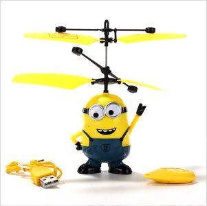 Máy bay điều khiển từ xa RC Helicopter Minions No388
