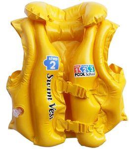 Áo phao bơi cho bé Intex 58660