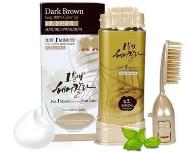 Lược nhuộm tóc thông minh Just 1 Minute Hàn Quốc