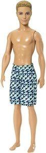 Búp bê Barbie Ken tắm biển CFF16