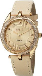 Đồng hồ Burgi BUR122YG dây da thanh lịch cho nữ