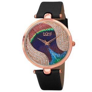 Đồng hồ Burgi BUR131BKR thiết kế ấn tượng cho nữ