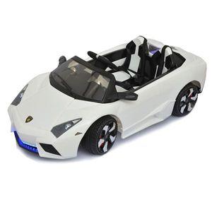 Ô tô điện trẻ em 2 chỗ ngồi Lamborghini LS518T (2 động cơ)