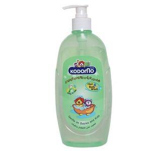 Sữa tắm gội cho bé Kodomo 400ml dầu Vitamin E chăm sóc da