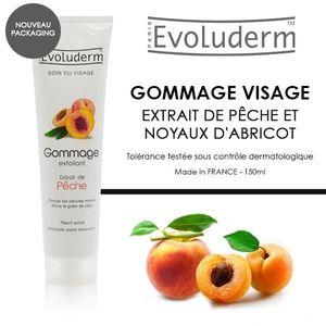 Tẩy tế bào chết Evoluderm Gommage Exfoliant cho da mặt