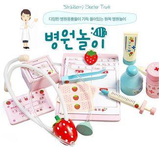 Bộ đồ chơi bác sĩ Hàn Quốc Mother Garden MG017