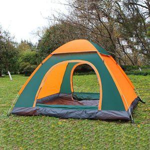 Lều cắm trại 4 người tự bung