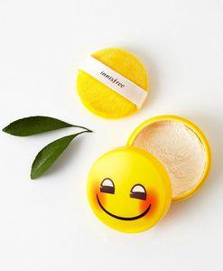 Phấn phủ kiềm dầu Innisfree No Sebum Mineral Power Emoji