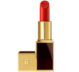 Son Tom Ford 06 đỏ cam dòng Lip Color Matte Flame