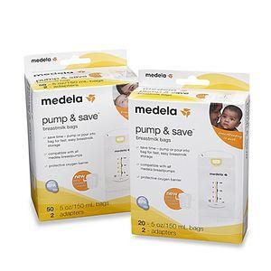 Túi trữ sữa Medela hộp 20 túi