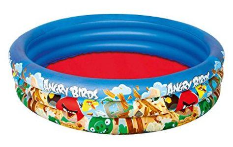 Bể bơi phao 3 tầng Angry Birds Bestway 96108