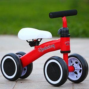 Xe cân bằng 4 bánh Mini xiaoloxiong cho bé 1 -2 tuổi