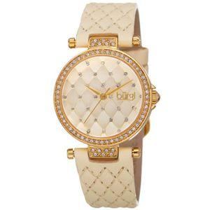 Đồng hồ Burgi BUR154BG dây da dành cho nữ