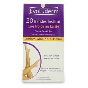 Miếng tẩy lông Evoluderm dành cho vùng lông tay chân