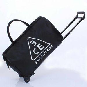Túi du lịch 3CE có tay kéo tiện lợi vải dù cao cấp