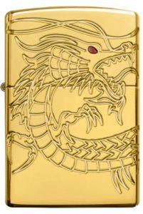 Bật lửa Zippo 29265 Armor Multicut Dragon