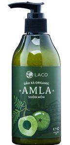 Dầu xả Organic Amla cho mái tóc suôn mềm, óng ả