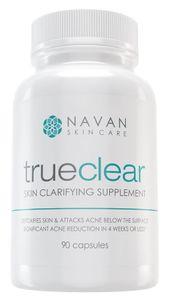 Viên uống trị mụn Navan TrueClear Skin Clarifying của Mỹ