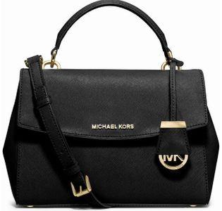 Túi xách Michael Kors Ava màu đen chính hãng, giá tốt