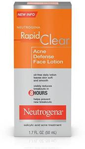 Lotion trị mụn Neutrogena Rapid Clear Acne