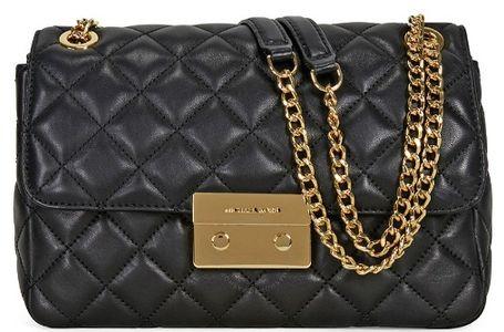 Túi Michael Kors Sloan màu đen chuẩn Auth, giá tốt