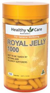 Sữa ong chúa Healthy Care Royal Jelly 1000