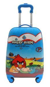 Vali kéo 4 bánh cho bé hình chú chim Angry Birds ngộ nghĩnh