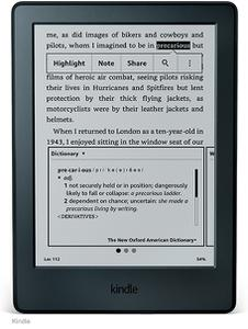 Máy đọc sách Kindle Paperwhite 2016
