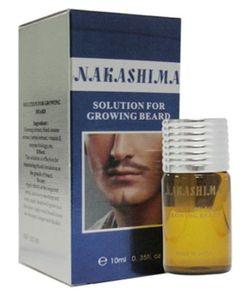 Nakashima - Dung dịch hỗ trợ mọc râu của Nhật Bản