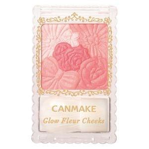 Phấn má hồng Canmake Glow Fleur Cheeks