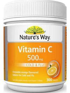 Vitamin C Nature's Way tăng cường sức đề kháng của Úc