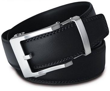 Thắt lưng nam Viniciobelt Holeless Leather Ratchet Click