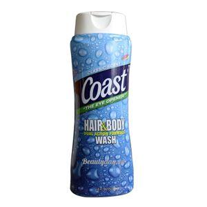 Combo 2 hộp Sữa tắm gội Coast Hair & Body Wash Classic