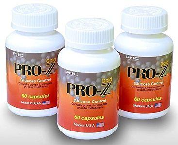 Viên Uống Pro Z Gold Glucose Control Hỗ Trợ Người Bị Tiểu Đường