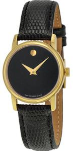 Đồng hồ Movado dây da 2100006 chính hãng cho nữ