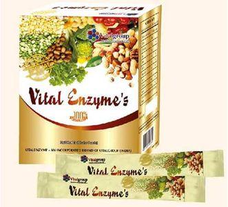 Viên uống thanh lọc cơ thể Enzymes Vital