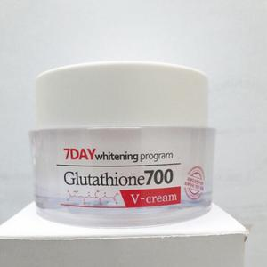 7Day Whitening Program Glutathione700 - Kem dưỡng trắng da